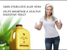 Why aloe Vera gel is very good for you