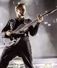 Matt Bellamy ~ MUSE ~ Spring 2015