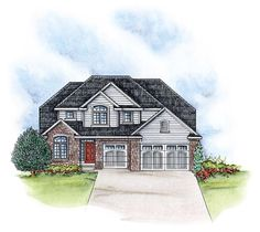 Traditional   House Plan 66578      laundry to mud room at back of house and study to another bedroom