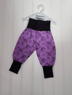1st Birthday Outfits, Birthday Gifts, Birthday Month, Baby Birthday, Comfy Pants, Etsy Uk, Baby Shower Gifts, Hedgehog, Harem Pants