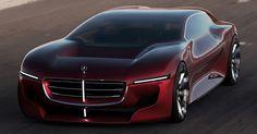 This Aerodynamic Mercedes-Benz Limousine Concept Aims To Cheat The Wind – En Güncel Araba Resimleri Mercedes Auto, Mercedes Benz Autos, Design Transport, Limousine Car, Automobile, Mercedez Benz, Best Luxury Cars, Futuristic Cars, Maybach