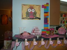 Twin first birthday, First birthday parties and First birthdays on ...
