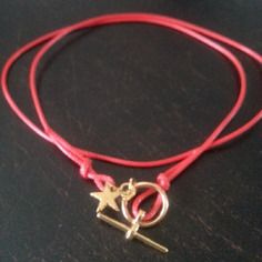 bracelet double tours dispo sur http://www.alittlemarket.com/boutique/manieemia-185044.html