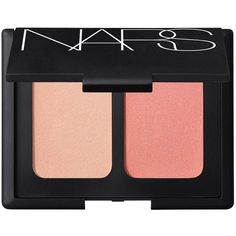 NARS Hot Sand/Orgasm Blush Duo - Hot Sand/Orgasm found on Polyvore featuring beauty products, makeup, cheek makeup, blush and nars cosmetics