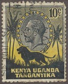 Kenya - D'n'D Stamps