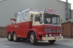 bartons bus recovery vehicle