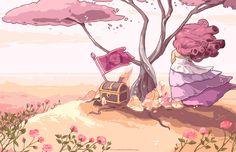Steven universe,фэндомы,Rose Quartz,SU art