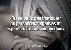 Vie Positive, Bien Dit, French Quotes, Morals, Good Thoughts, People Like, Me Quotes, Positivity, Passion