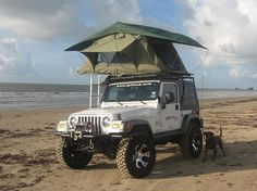 Jeep Soft Top Tent?