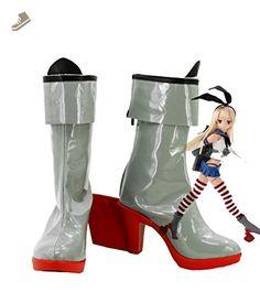 Telacos Attack on Titan Shingeki No Kyojin Anime Cosplay Shoes Boots Custom Made