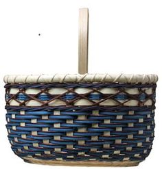 Triple Treat Basket Class - Instructor - Char Ciammaichella - April 16 - 18, 2015 - Two classes are offered each day. http://countryseat.com/basketclasses.htm#char