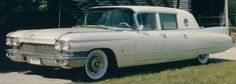 """May 19, 1965:  Elvis' gold Cadillac officially went on tour to promote the film """"Tickle Me."""""""