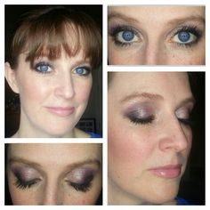 Today's look using Younique Products Mineral pigments  in glamorous, corrupted, & sexy then finishing with 3d fiber lashes. I am also using Younique bbcream   mineral concealers  and Loveable lipgloss . www.youniqueproducts.com/alynnmortensen   www.youniqueproducts.com/alynnmortensen