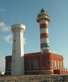 Google Image Result for Three Lighthouses of Toston, Fuerteventura, Canary Islands. http://www.unc.edu/~rowlett/lighthouse/photos/Africa2/TostonCNR.jpg