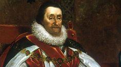 James VI of Scotland, Elizabeth's successor and Mary Queen of Scots son.