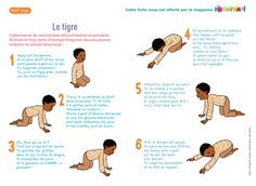 """Le petit yoga"", supplement for parents for the November 2014 issue of . - ""Le petit yoga"", supplement for parents of the November 2014 issue of Pomme d& – Text - Yoga Fitness, Yoga Gym, Yoga Poses For Men, Yoga Poses For Beginners, Yoga For Men, Yoga Meditation, Yoga Bebe, Yoga Inspiration, Chico Yoga"