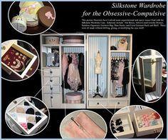 khrome at play: Silkstone Wardrobe for the Obsessive Compulsive
