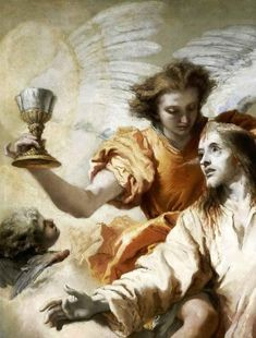 Jesus with Angels. #jesus