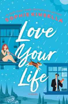 Love Your Life is one of the most anticipated, new romance books releasing in October 2020. Discover more romance novels worth reading this month in this book list. #octoberbookreleases #booksworthreading #booklist #newbookreleases New Romance Books, New Books, Good Books, Books To Read, Romance Novels, New York Times, Book Of Life, This Book, Sophie Kinsella Books