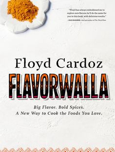 Floyd Cardoz: Flavorwalla: Big Flavor. Bold Spices. A New Way to Cook the Foods You Love.: Floyd Cardoz, Marah Stets: 9781579656218: Amazon.com: Books