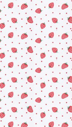 いちご柄 iPhone壁紙 Wallpaper Backgrounds and Plus Strawberry Pattern Et Wallpaper, Wallpaper Fofos, Wallpaper For Your Phone, Cellphone Wallpaper, Pattern Wallpaper, Cute Backgrounds, Cute Wallpapers, Wallpaper Backgrounds, Iphone Backgrounds
