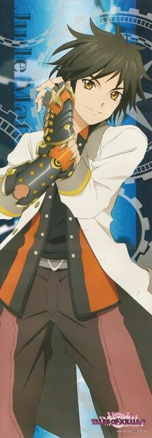 Jude mathis:tales of xillia 2