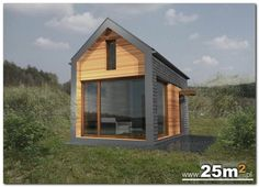 Garden Pods, Container Shop, Forest House, Stone Houses, Easy Home Decor, Small House Plans, Cabins In The Woods, Exterior Design, Home Projects