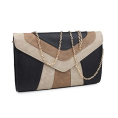 Urban Expressions Licorice Clutch
