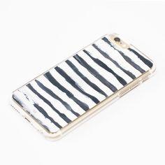iPhone 6+ Hülle - gestreift - Nunuco NDC | clomes.ch