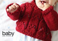 knitting kit baby alpaca portada new collection - The Blog - US/UK