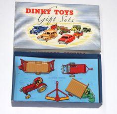 DINKY TOYS NO 1 FARM GIFT SET MIB EXCEPTIONAL