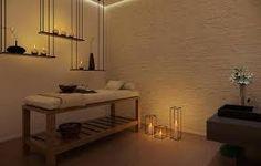 Resultado de imagen de decoração em sala de massagem