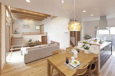 レイアウト 雰囲気 Muji Haus, Muji Style, Home And Deco, Home Renovation, Ideal Home, Small Spaces, Sweet Home, New Homes, House Design