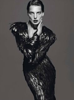 Mert & Marcus for French Vogue September... It is just amazing!