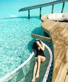 Check out our 20 stunning hotels in striking locations Hotels And Resorts, Best Hotels, Luxury Hotels, Maldives Destinations, Underwater Restaurant, Floating Architecture, Maldives Holidays, Visit Maldives, Vacation Places