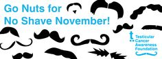 MEN No. 1: From https://www.facebook.com/tca.org.This design is definitely aimed towards men because of the event (No Shave November), the graphics (mustaches), the topic (testicular cancer) and the colors (blue and black). This banner is a good design because of its simple design - I'm not sure what product this banner was made with (maybe Illustrator) but I love the use of simple graphics. The design does not have anything misleading about it and gives a clear, strong message. (cont.)