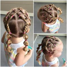 "211 Likes, 17 Comments - Cami 🎀 Toddler Hair Ideas (@toddlerhairideas) on Instagram: ""I'm so flattered to have been asked to TWIN with @simplystranded and @brownhairedbliss today!…"""