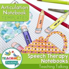 Articulation notebook templates can be fully customized to suit the goals of the students on your caseload. Learn with interactive speech therapy activities Articulation Activities, Speech Therapy Activities, Language Activities, Speech Language Pathology, Speech And Language, I Can Statements, Speech Room, Interactive Notebooks, Printable Worksheets