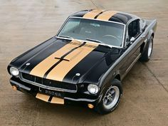 1966 Ford Shelby GT350SR.