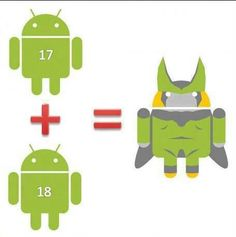 Android 17 + Android 18 = Perfect Cell OMFG so awesome