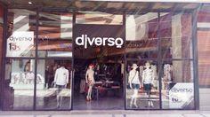 DIVERSO es una marca de ropa y complementos de moda femenina y masculina que busca en todo momento las tendencias más actuales con una relación diseño/calidad/precio muy competitiva