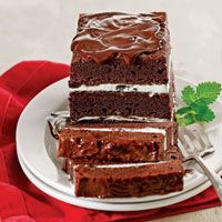 Chocolate Mint Torte #HEBHolidayMeal