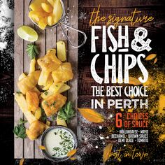 Buy Fish and Chips Food Truck or Restaurant Flyer by tunagaga on GraphicRiver. Commercial sale flyer / poster template customized designed for Fish and chips food truck or restaurant with set of Fish And Chips Menu, Fish And Chips Restaurant, Restaurant Flyer, Restaurant Design, Chips Food, Food Posters, Food Menu Design, Sale Flyer