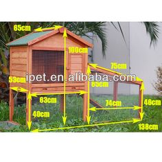 outdoor rabbit hutch   1. Real Manufacturer   2. Lowest price   3. Fast lead time   4. SGS certificate