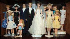My Vintage Barbies