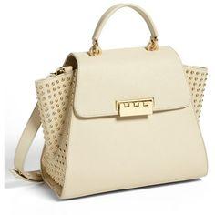 Pale Pink Satchel From Calvin Klein Handbags Purses