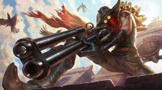 Jhin, the Virtuoso, available now   League of Legends