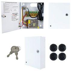 Spyclops Power Distribution Box (5-way, 5-amp)