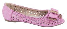 Balerini - Balerini roz de dama 181-10R - Zibra