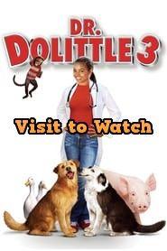 Hd Dr Dolittle 3 2006 Ganzer Film Deutsch Tv Shows Online Movies Dr Dolittle